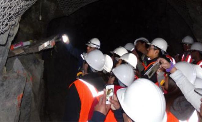 Centro Referencial de Experimentación y Capacitación en Procesos Minero-Metalúrgicos